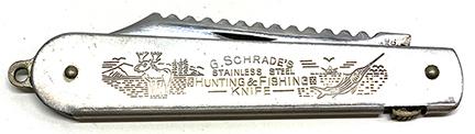 G. Schrade's Hunting