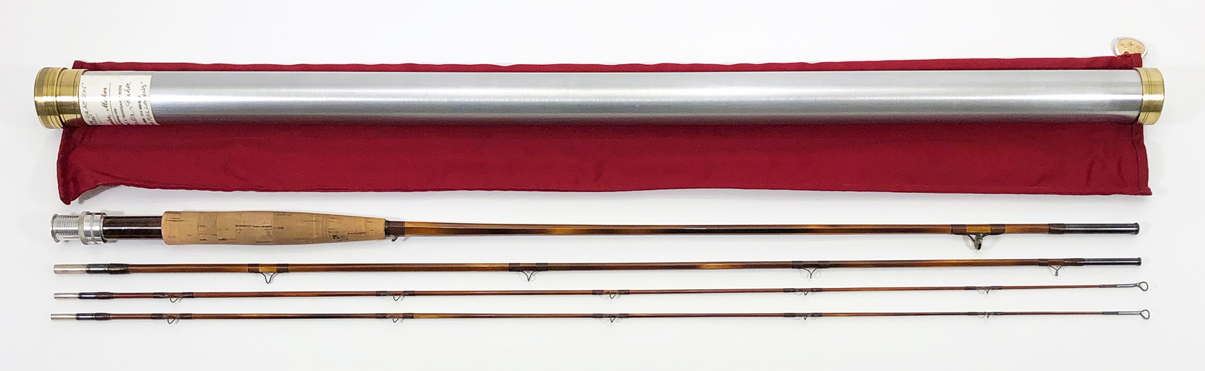 Walt Carpenter Fly Rod