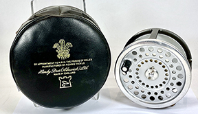 Hardy Bros. Marquis Salmon Fly Reel